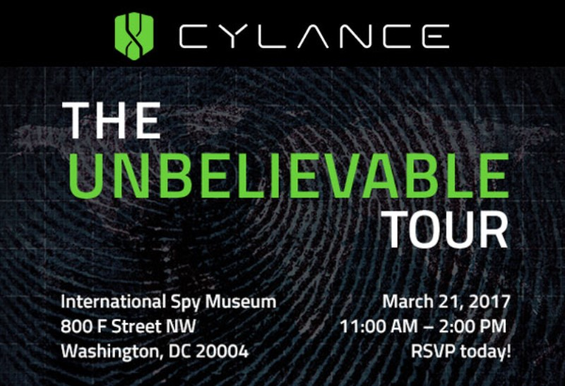 Cylance, Cybersecurity, Government, Anti Virus